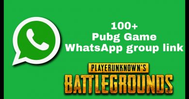 [Updated] PUBG Whatsapp Group Link With Join Links 2019 (Active)